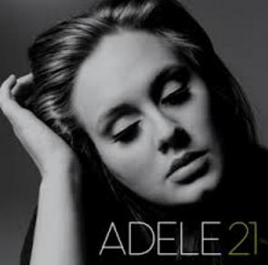 adele albumcover
